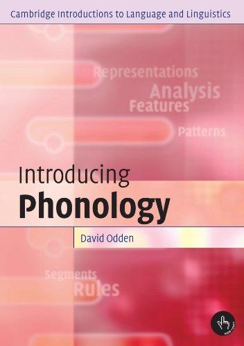 Introducing Phonology: David Odden