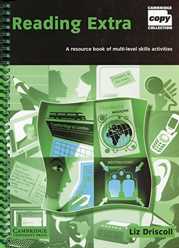 9780521534055: Reading Extra: A Resource Book of Multi-Level Skills Activities (Cambridge Copy Collection)