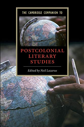 9780521534185: The Cambridge Companion to Postcolonial Literary Studies (Cambridge Companions to Literature)