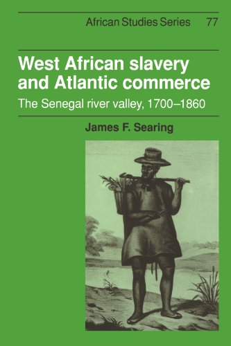 9780521534529: West African Slavery and Atlantic Commerce: The Senegal River Valley, 1700-1860 (African Studies)