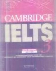 Cambridge IELTS 3 Self-Study Pack (Indian Version): University of Cambridge