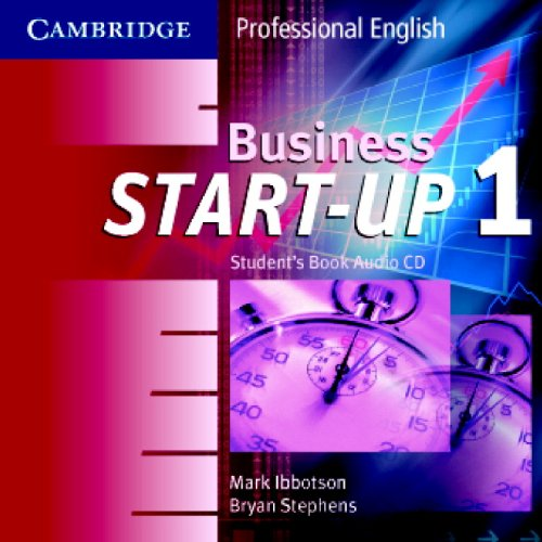 9780521534680: Business Start-Up 1 Audio CD Set (2 CDs) (Cambridge Professional English)