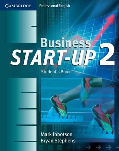 9780521534697: Business Start-Up 2 Student's Book (Cambridge Professional English)