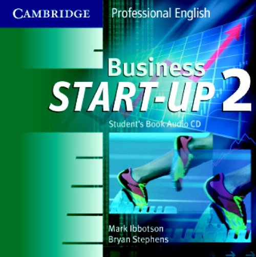 9780521534727: Business Start-Up 2 Audio CD Set (2 CDs) (Cambridge Professional English)