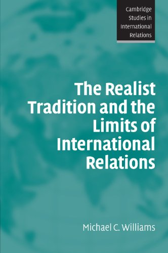 9780521534758: The Realist Tradition and the Limits of International Relations (Cambridge Studies in International Relations)