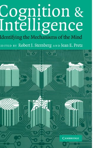 9780521534796: Cognition and Intelligence Paperback: Identifying the Mechanisms of the Mind