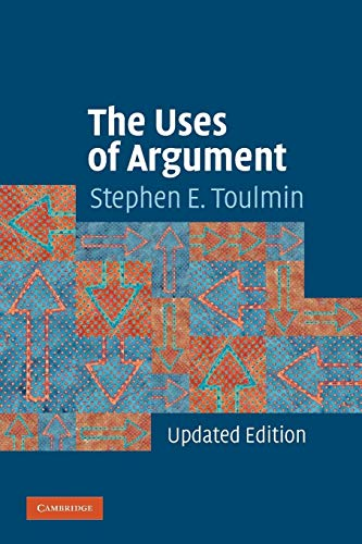 9780521534833: The Uses of Argument