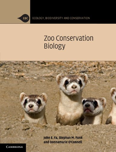 9780521534932: Zoo Conservation Biology Paperback (Ecology, Biodiversity and Conservation)