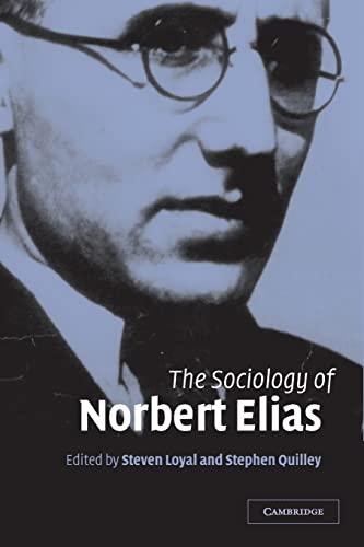 9780521535090: The Sociology of Norbert Elias