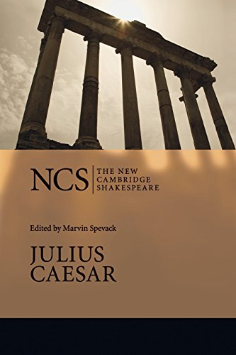 9780521535137: Julius Caesar 2nd Edition Paperback (The New Cambridge Shakespeare)