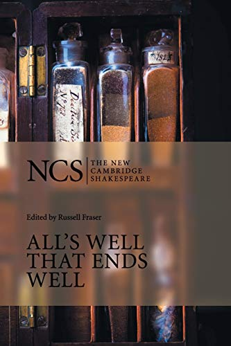 9780521535151: All's Well that Ends Well (The New Cambridge Shakespeare)