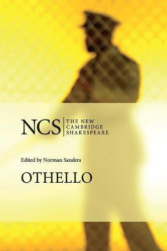 9780521535175: Othello 2nd Edition (The New Cambridge Shakespeare)