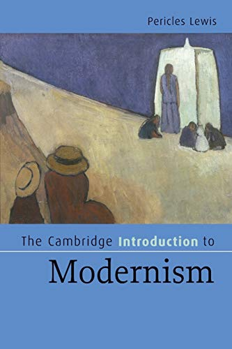 9780521535274: The Cambridge Introduction to Modernism (Cambridge Introductions to Literature)