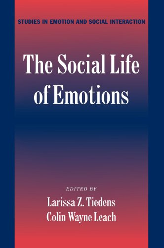9780521535298: The Social Life of Emotions (Studies in Emotion and Social Interaction)
