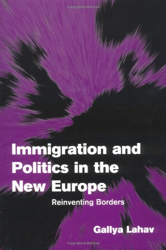 9780521535304: Immigration and Politics in the New Europe: Reinventing Borders (Themes in European Governance)