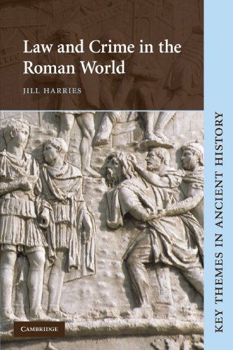 9780521535328: Law and Crime in the Roman World