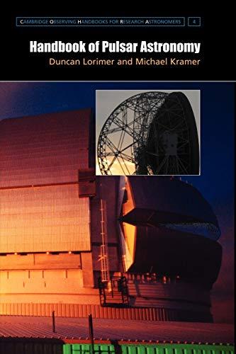9780521535342: Handbook of Pulsar Astronomy