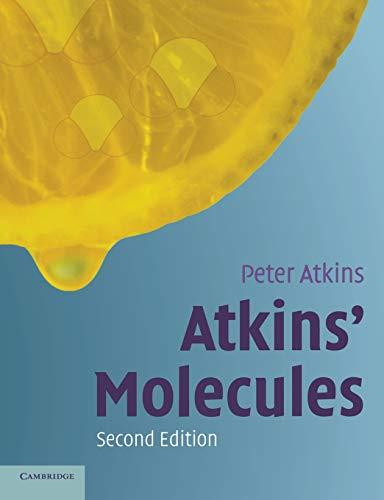 9780521535366: Atkins' Molecules