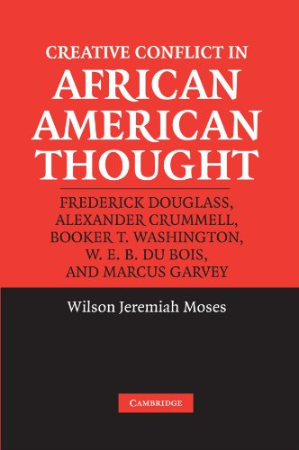 9780521535373: Creative Conflict in African American Thought