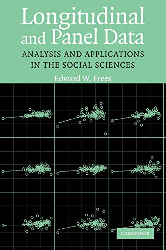 9780521535380: Longitudinal and Panel Data: Analysis and Applications in the Social Sciences
