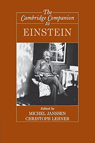 9780521535427: The Cambridge Companion to Einstein