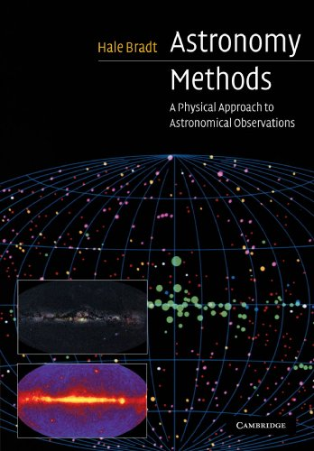 9780521535519: Astronomy Methods: A Physical Approach to Astronomical Observations (Cambridge Planetary Science)