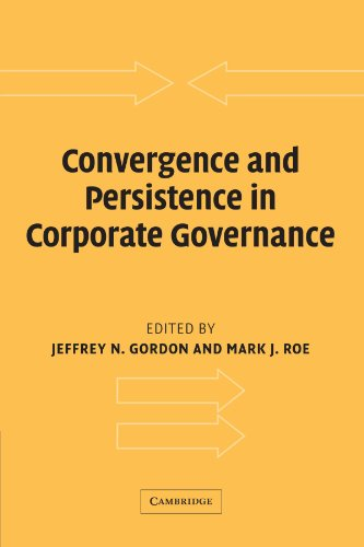 9780521536011: Convergence and Persistence in Corporate Governance