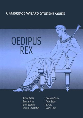 oedipus rex study guide student copy answers