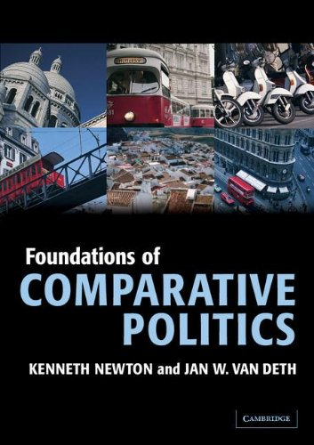 9780521536202: Foundations of Comparative Politics (Cambridge Textbooks in Comparative Politics)