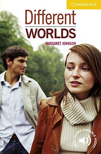 Different Worlds Level 2 (Cambridge English Readers): Margaret Johnson