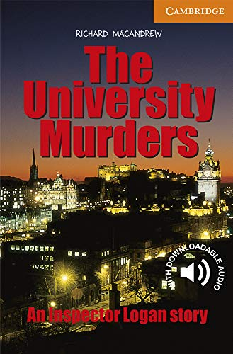 9780521536608: CER4: The University Murders Level 4 (Cambridge English Readers)