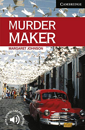 9780521536639: CER6: Murder Maker Level 6 (Cambridge English Readers)
