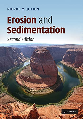 9780521537377: Erosion and Sedimentation 2nd Edition Paperback