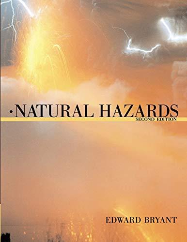 9780521537438: Natural Hazards