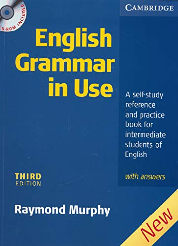 9780521537629: English Grammar In Use with Answers and CD ROM: A Self-study Reference and Practice Book for Intermediate Students of English