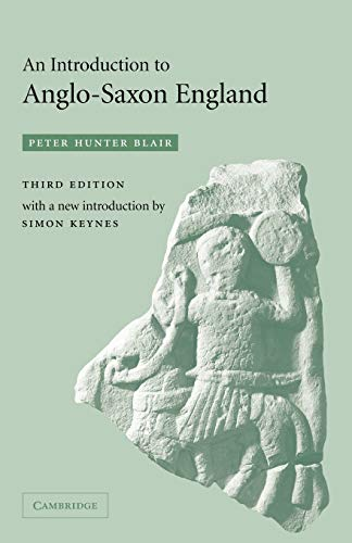 9780521537773: An Introduction to Anglo-Saxon England