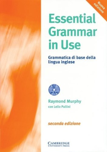 9780521538268: Essential Grammar in Use with CD-ROM Italian Edition: Grammatica di Base della Lingua Inglese