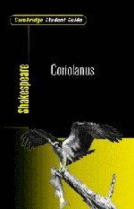 9780521538596: Cambridge Student Guide to Coriolanus (Cambridge Student Guides)