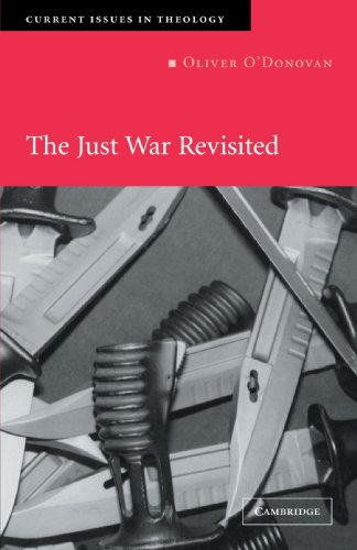 9780521538992: The Just War Revisited (Current Issues in Theology)