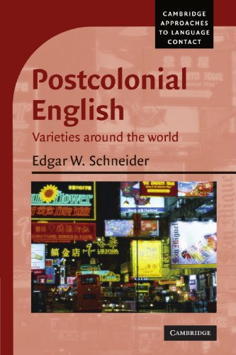 9780521539012: Postcolonial English Paperback: Varieties Around the World (Cambridge Approaches to Language Contact)