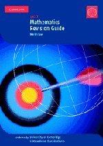 9780521539029: Mathematics Revision Guide: IGCSE (Cambridge International IGCSE)