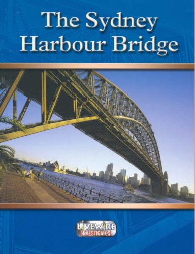9780521539050: Livewire Investigates The Sydney Harbour Bridge (Livewires)