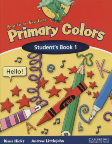 9780521539166: American English Primary Colors 1 Student's Book (Primary Colours)