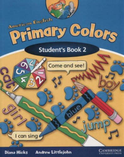 9780521539203: American English Primary Colors 2 Student's Book (Primary Colours)