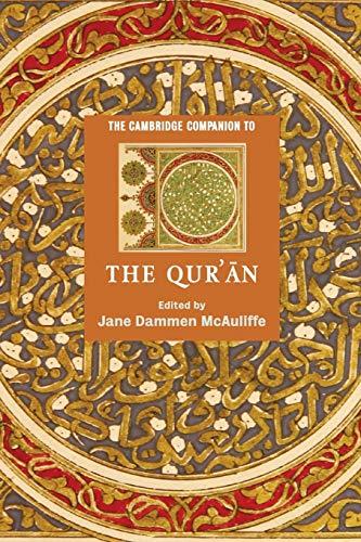 9780521539340: The Cambridge Companion to the Qur'an Paperback (Cambridge Companions to Religion)
