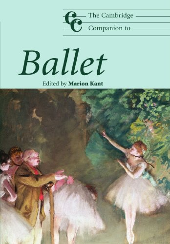 9780521539869: The Cambridge Companion to Ballet Paperback (Cambridge Companions to Music)