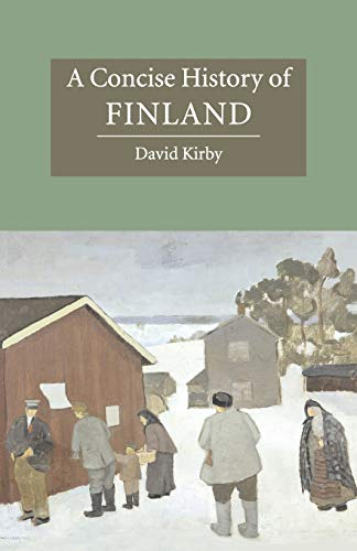 9780521539890: A Concise History of Finland (Cambridge Concise Histories)