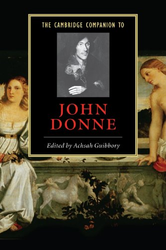 9780521540032: The Cambridge Companion to John Donne