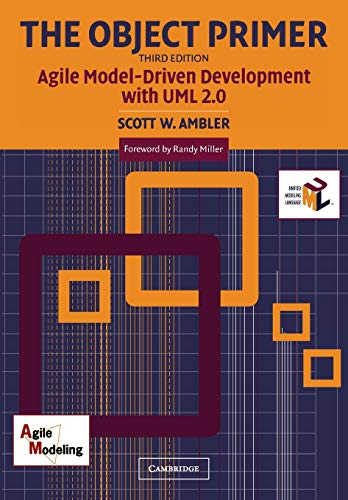 9780521540186: The Object Primer 3rd Edition Paperback: Agile Model-driven Development with UML 2.0