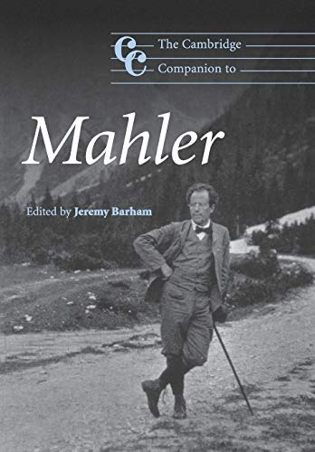 9780521540339: The Cambridge Companion to Mahler (Cambridge Companions to Music)